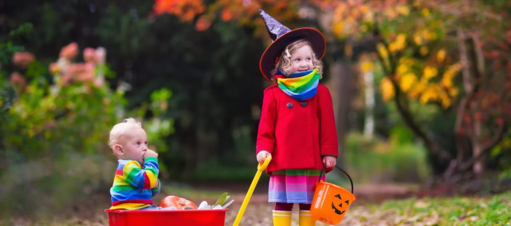 20 best cities for trick-or-treating ranked by Zillow