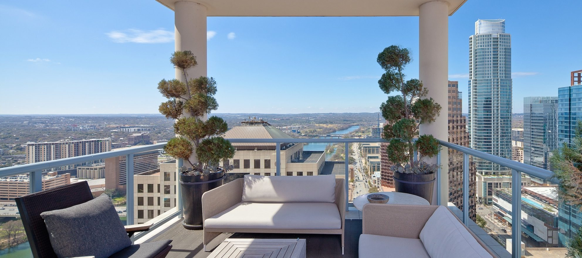 Luxury listing of the day: Four Seasons Residence penthouse in Austin, Texas