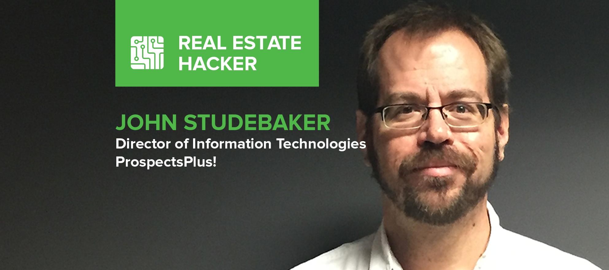 John Studebaker: 'Technology is one of those areas where the best doesn't always win'