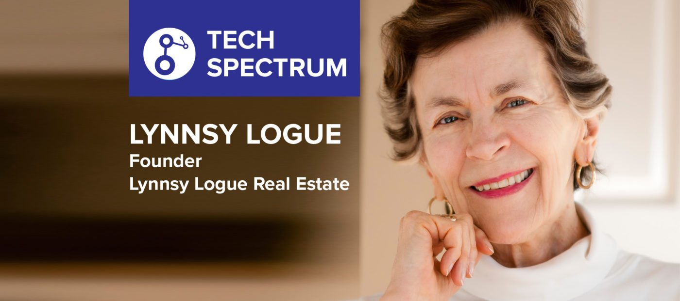 Lynnsy Logue: 'The information and data is helpful; the firehose delivery is tough'