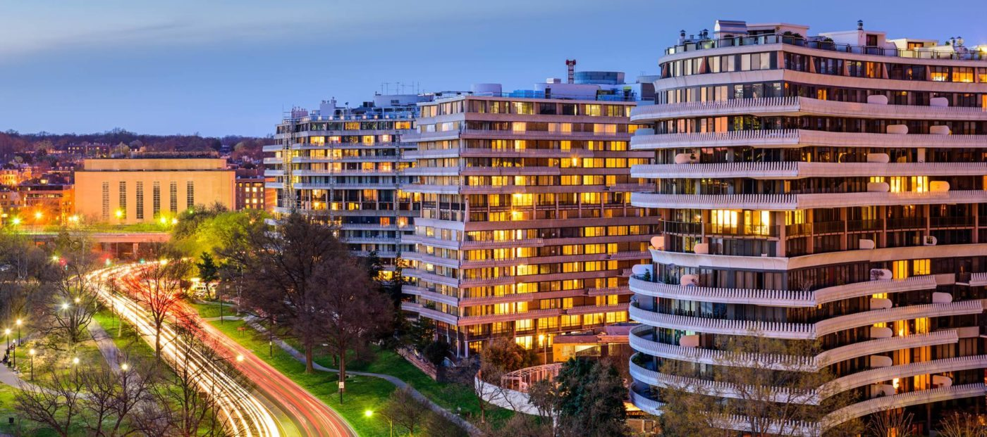 October 2015: DC Metro real estate industry partnerships and developments