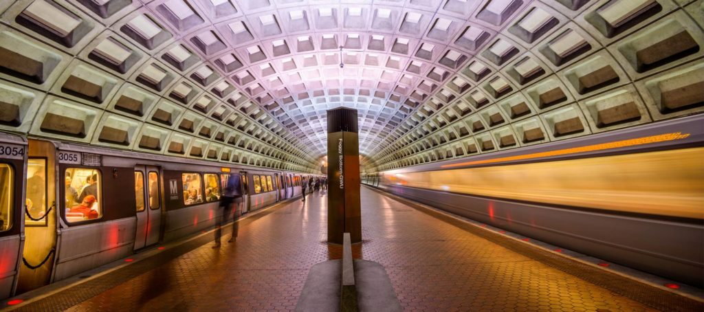 Low income housing access low around DC Metro stops