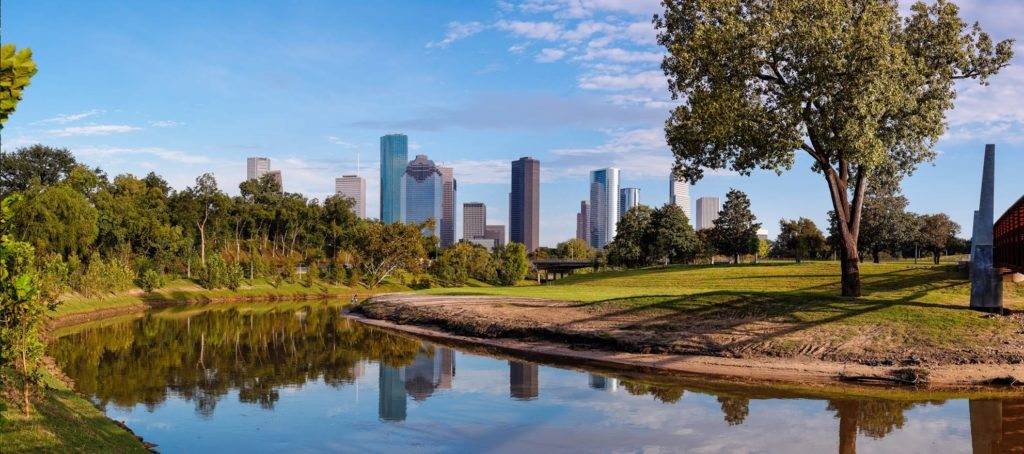 Houston home prices