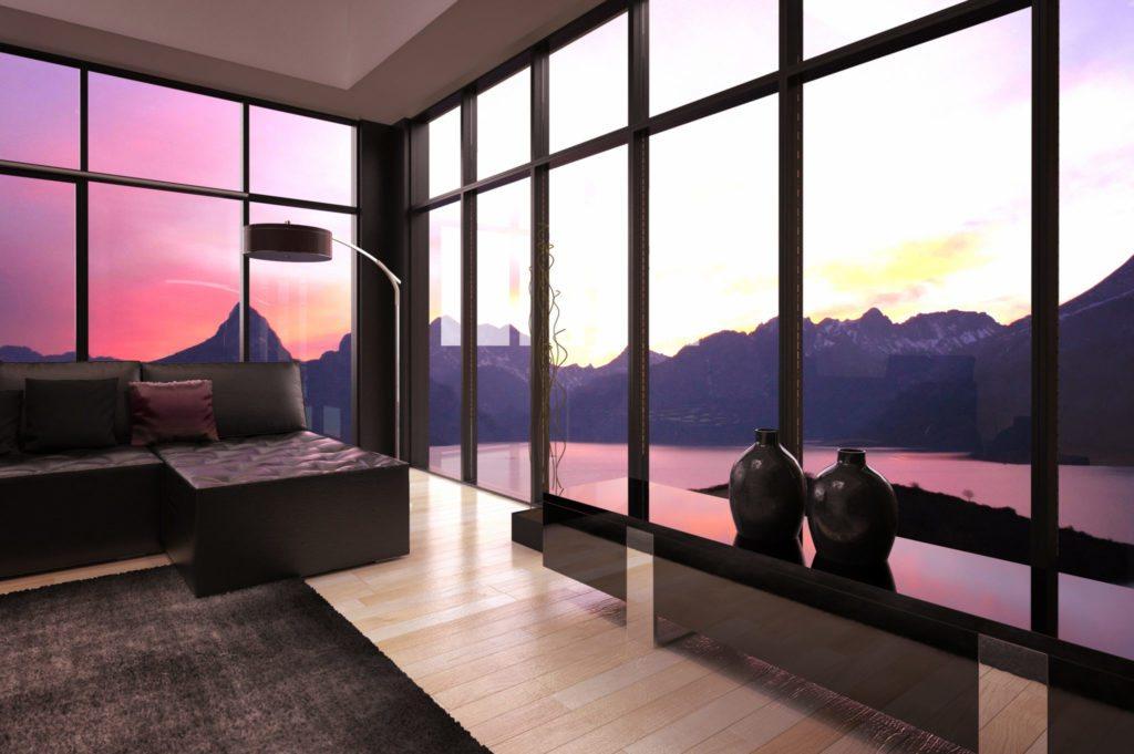 My Dream Home has a Yeti