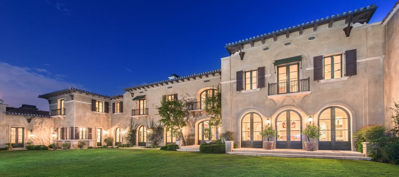 Luxury listing: Mediterranean estate blends elegance and grandiose
