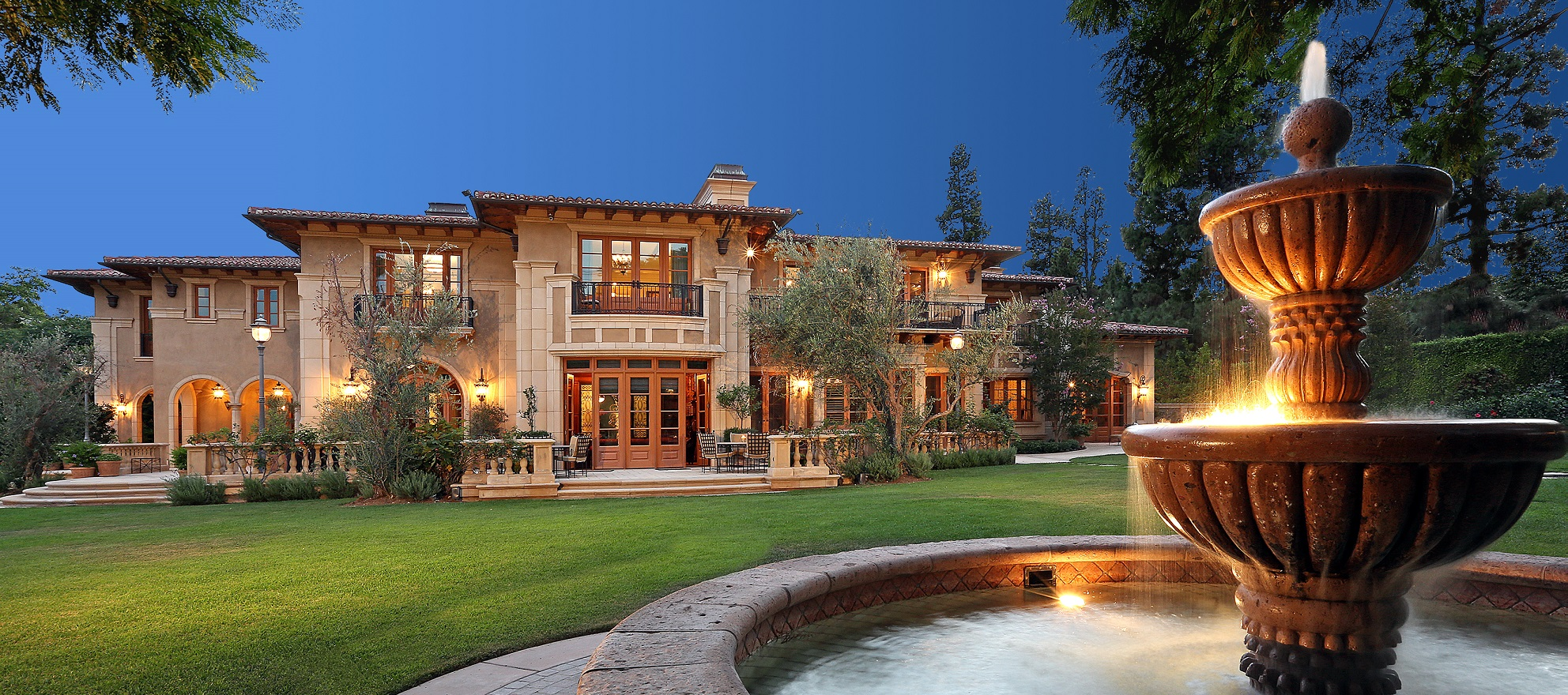 Luxury listing: European masterpiece in the foothills of Beverly Hills