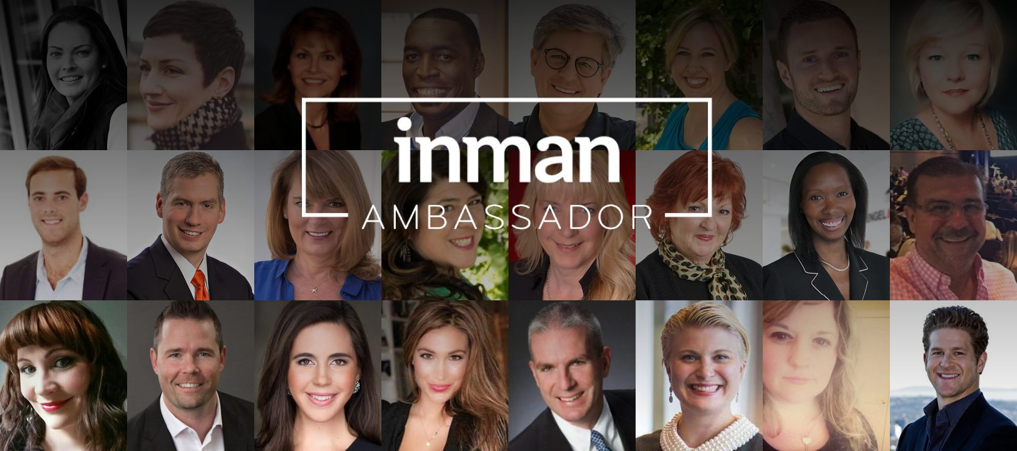 Inman announces 25 Ambassadors for Connect New York