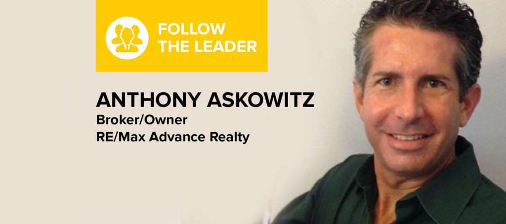 Anthony Askowitz: 'I believe logic should dictate choices, not emotions.'