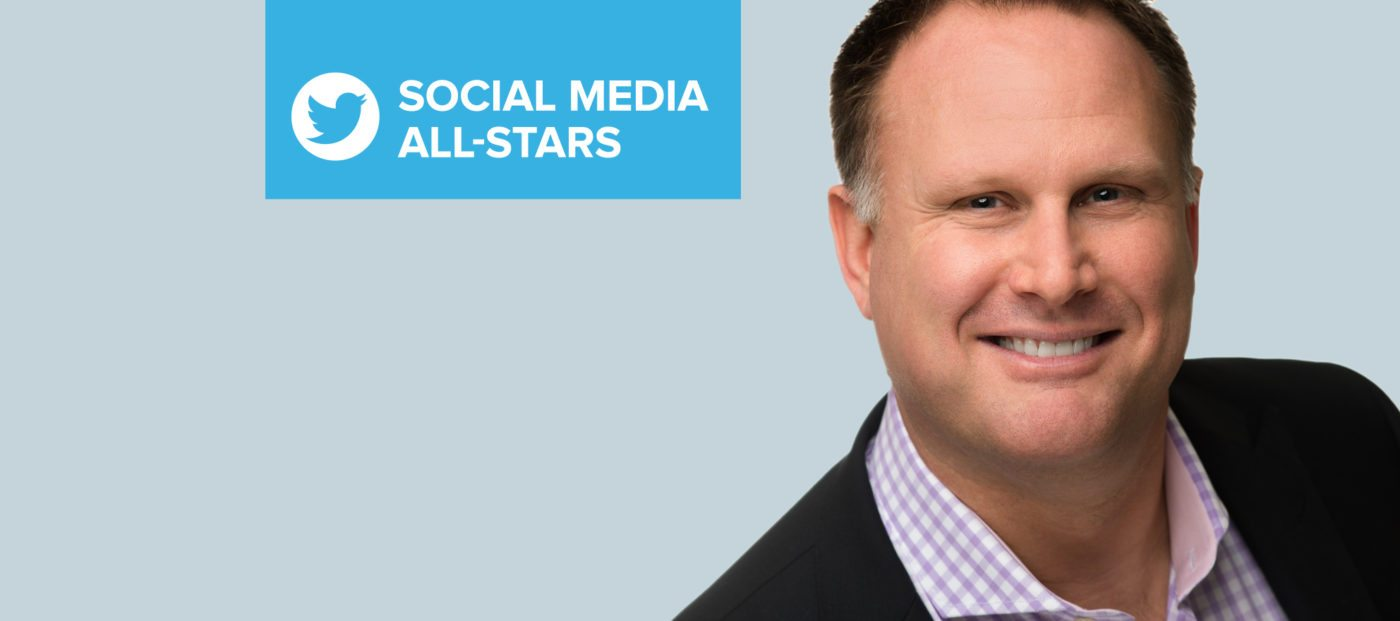 Chris Speicher: 'We get the most results from Facebook advertising, without question'