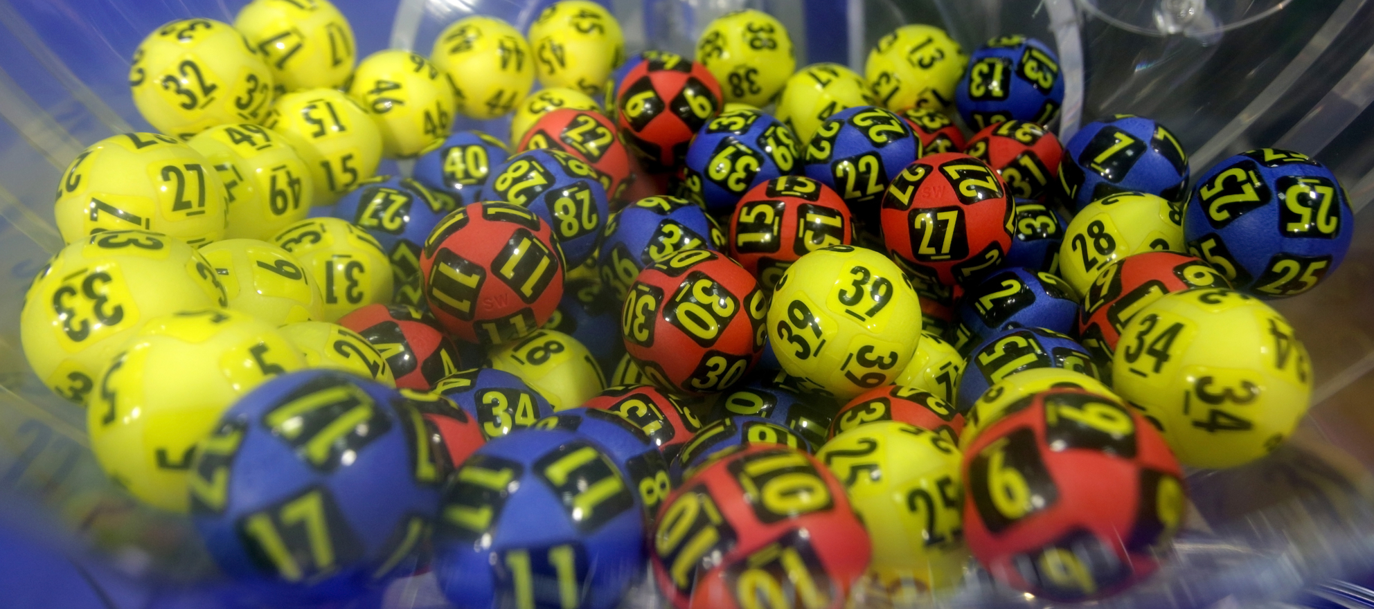 D.C. area property selects residents via lottery