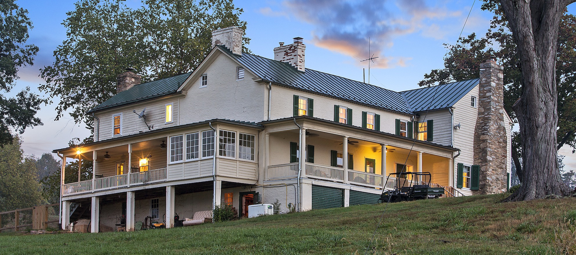 Video listing of the day: A modern farm with roots