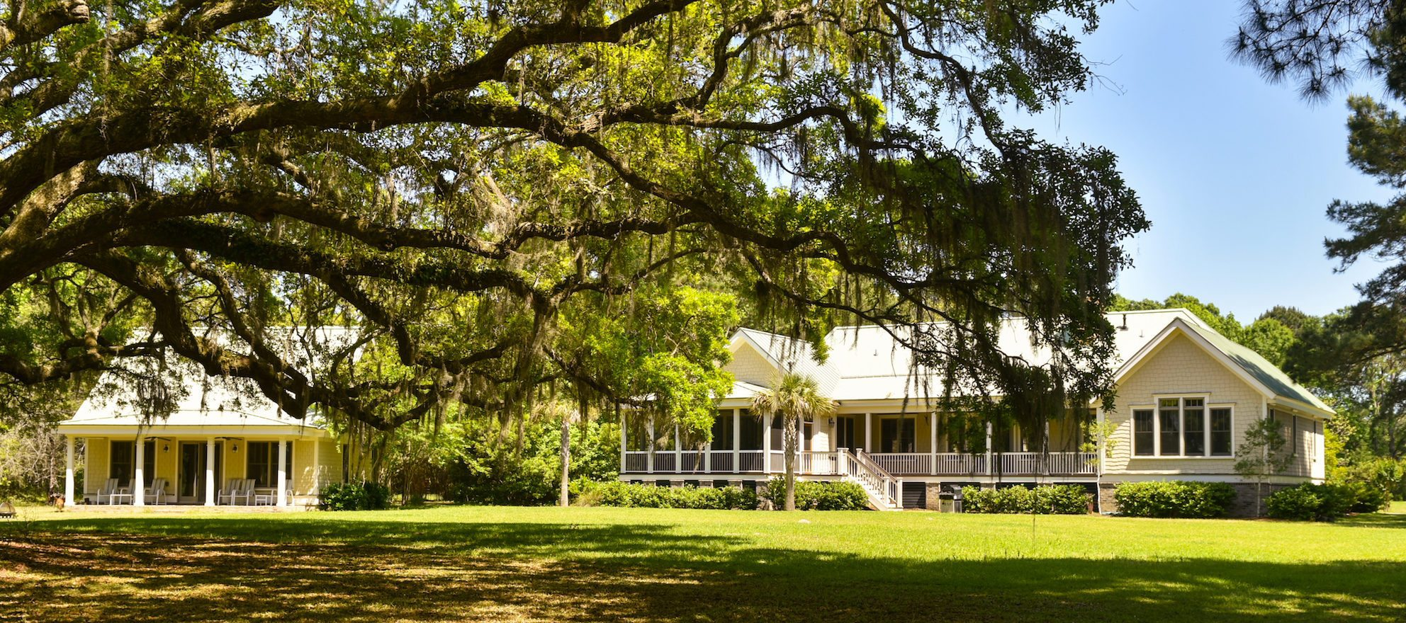 Luxury listing of the day: Home with guest cottage in Mt. Pleasant, S.C.