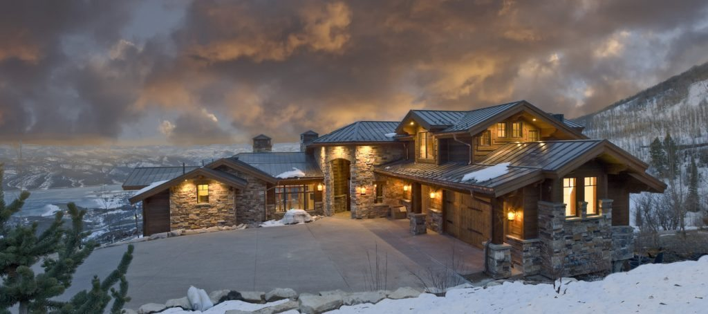 Luxury listing of the day: Ski-in mountain dream home in Deer Valley Resort, Utah