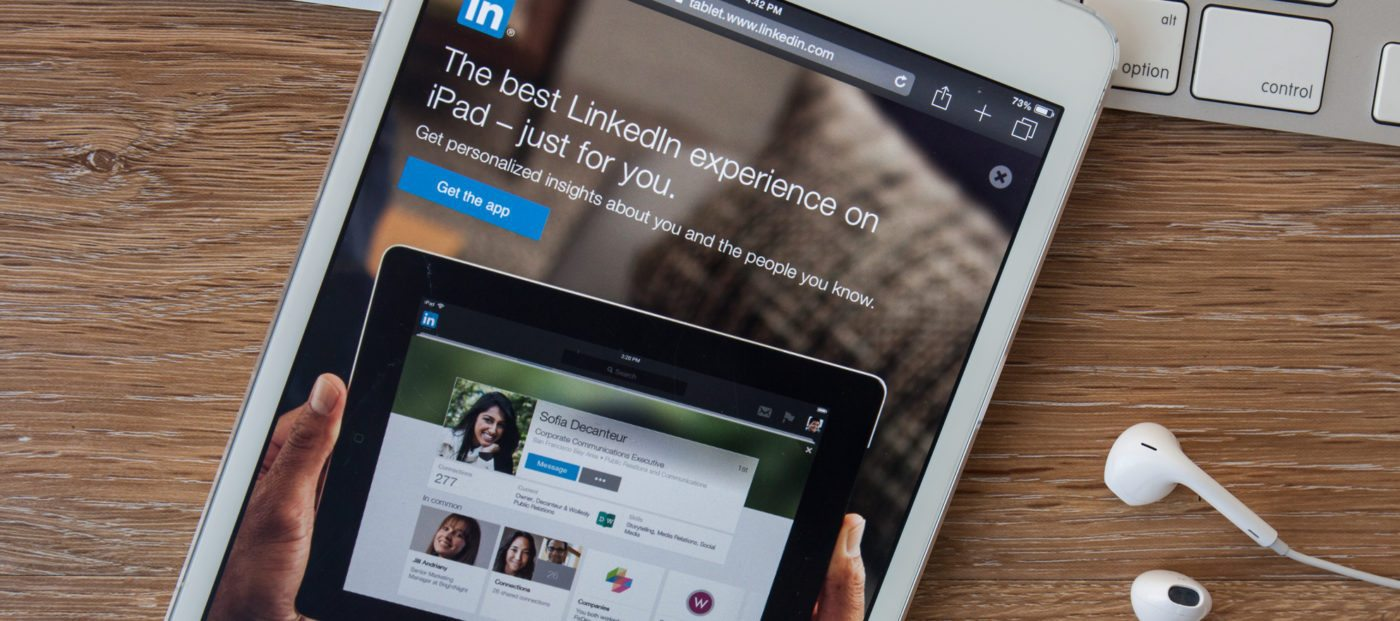 LinkedIn recruiting agents for matching service