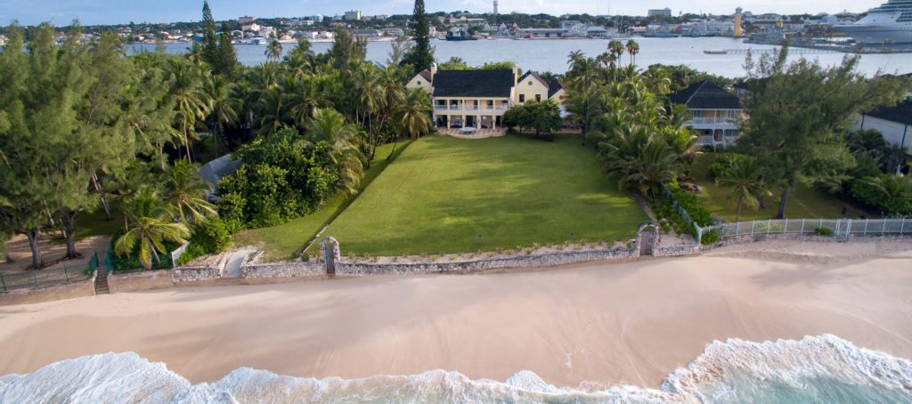 Luxury listing of the day: Kilkee House on Nassau's Paradise Island