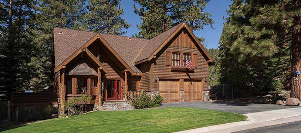 Luxury listing of the day: Mountain home in Tahoe Vista, Calif.