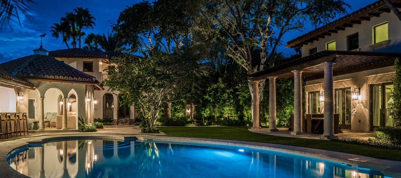 Luxury listing: Lush 1937 Mediterranean estate on Indian Creek