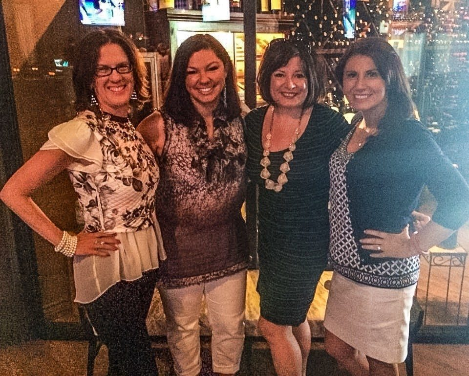 #SFAM: Christy Belt Grossman, Vija Williams, Laurel Starks, Adelina Rotar