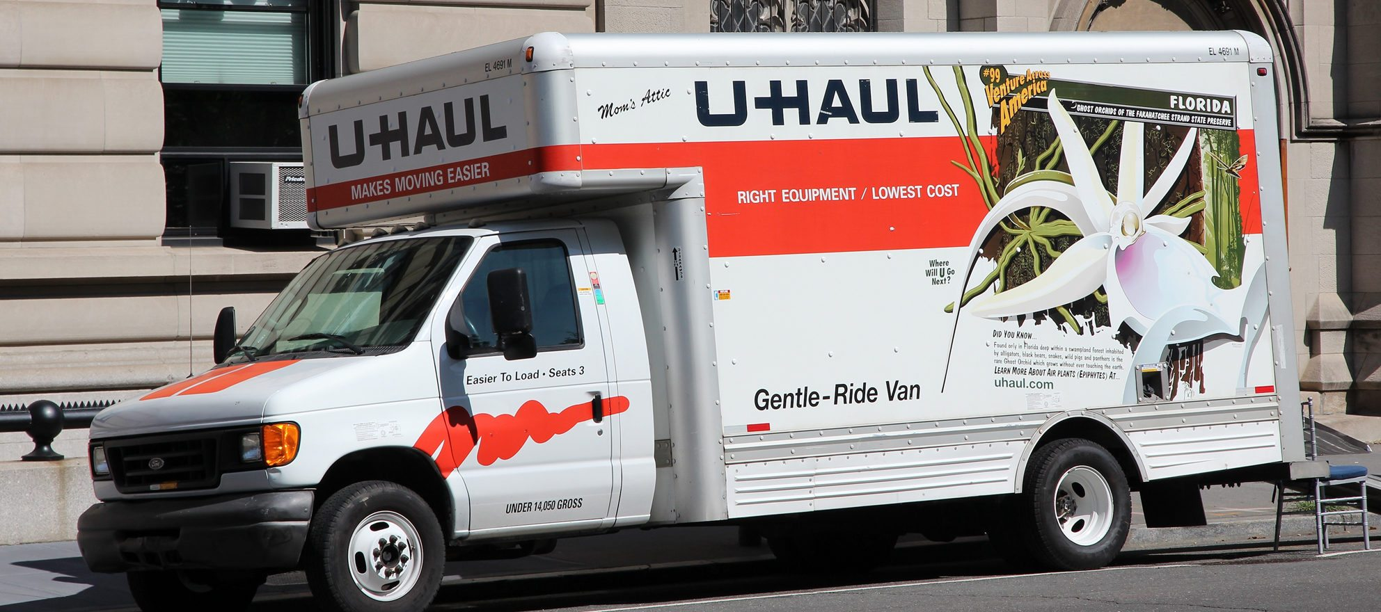 Moving company's annual survey says relocators still go West, South the most