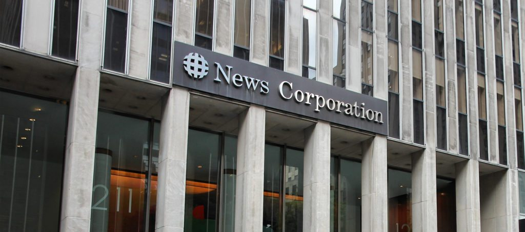news corp fiscal year 2016 earnings