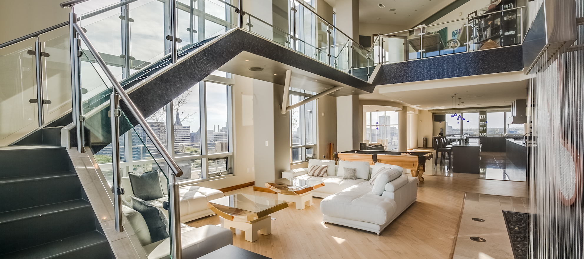 Luxury listing of the day: Modern condo in Milwaukee