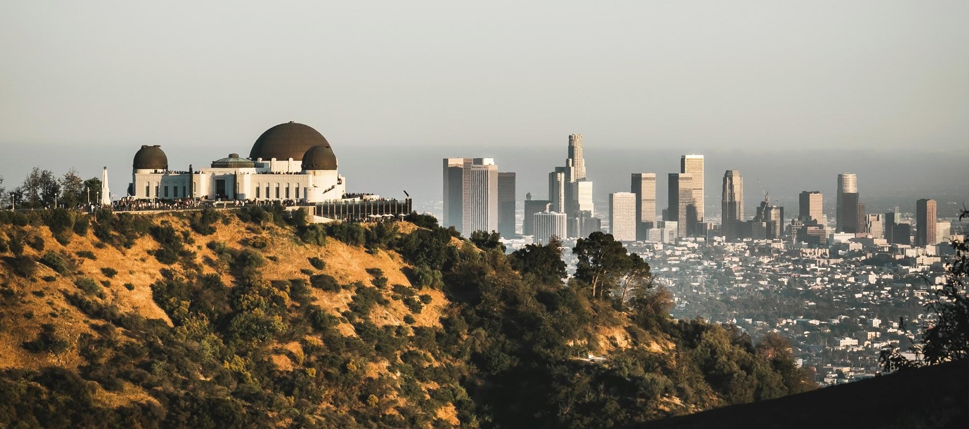 LA home prices