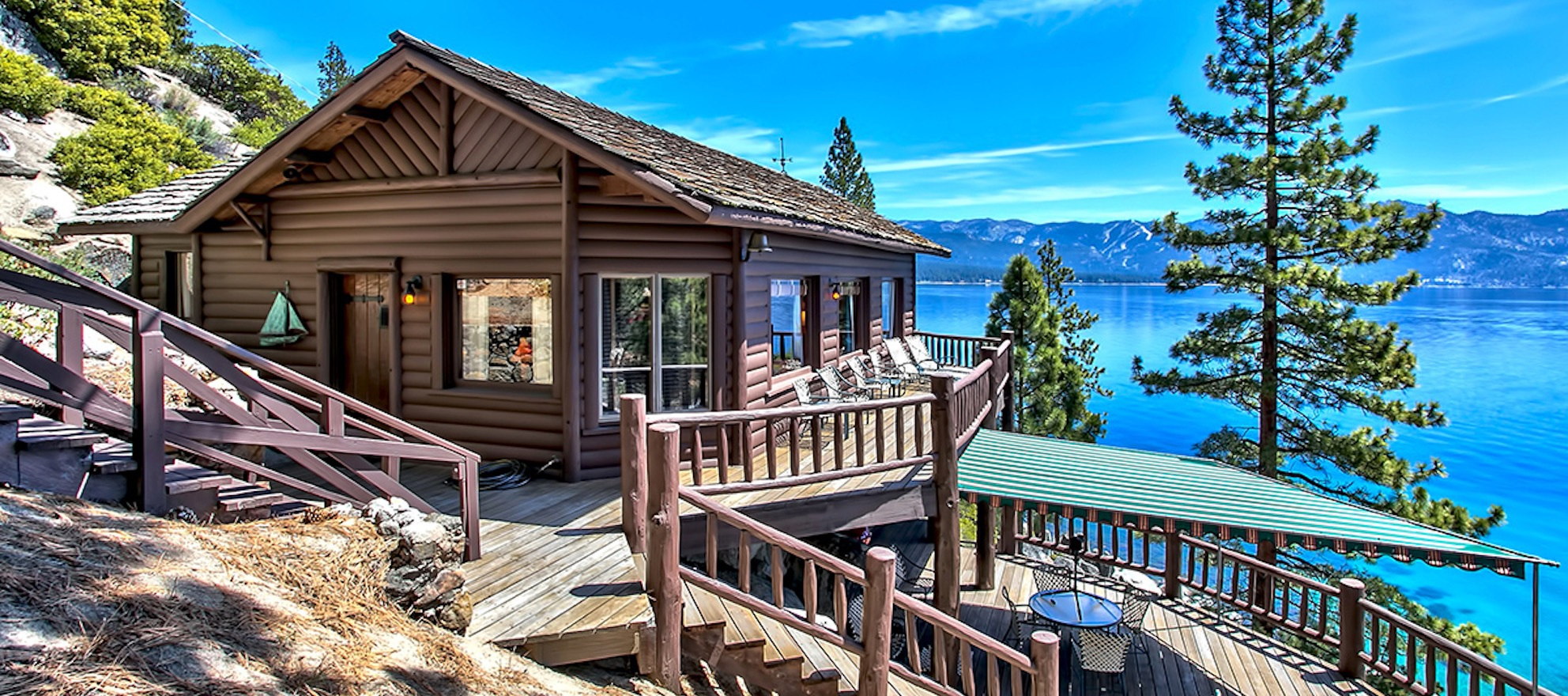 Luxury listing of the day: Summertide on Lake Tahoe
