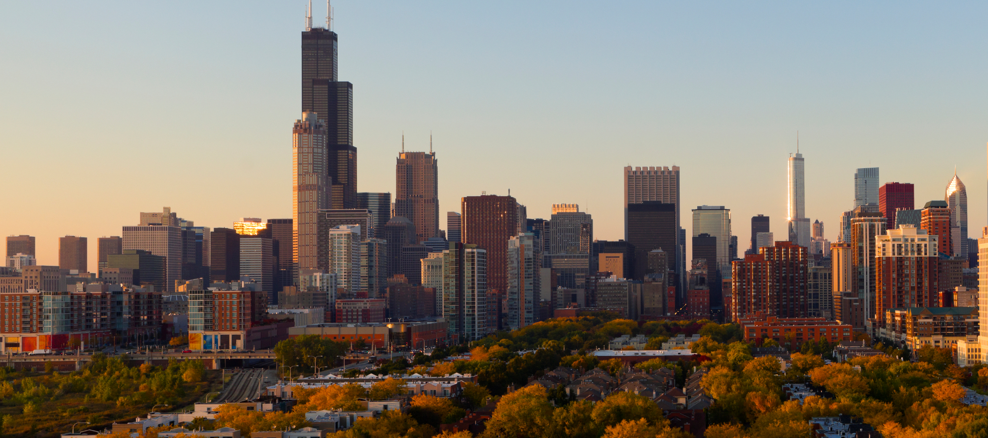 Luxury homes in Chicago are 5.4 percent more expensive than the average