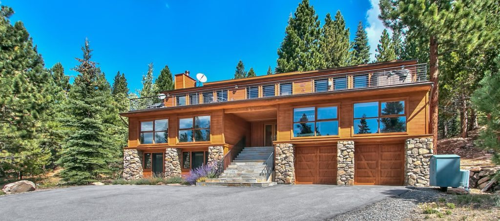 Luxury listing of the day: 5-bedroom family home in Carnelian Bay, Calif.