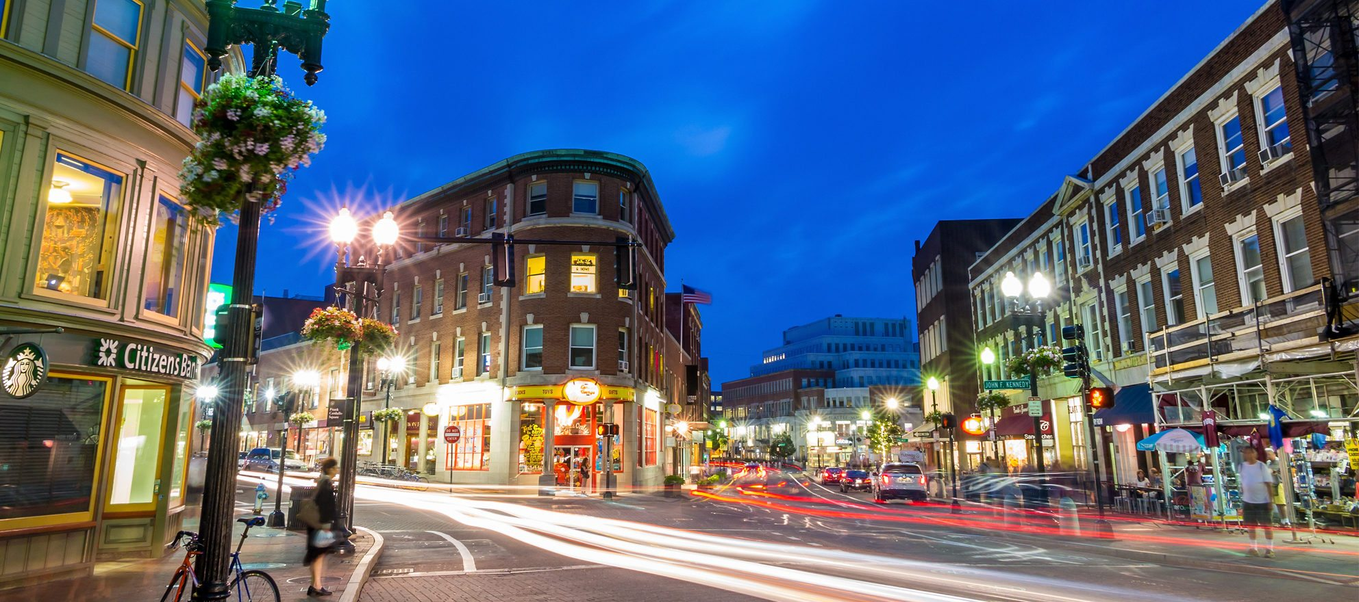 Top cities for today's 20-somethings