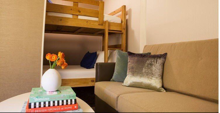 hotel madera interior
