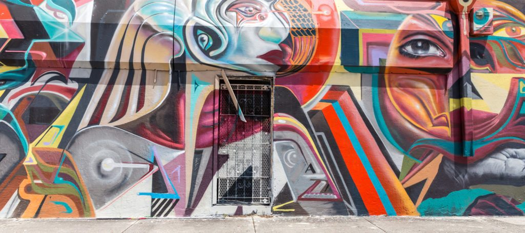 Art and real estate intertwine in Miami