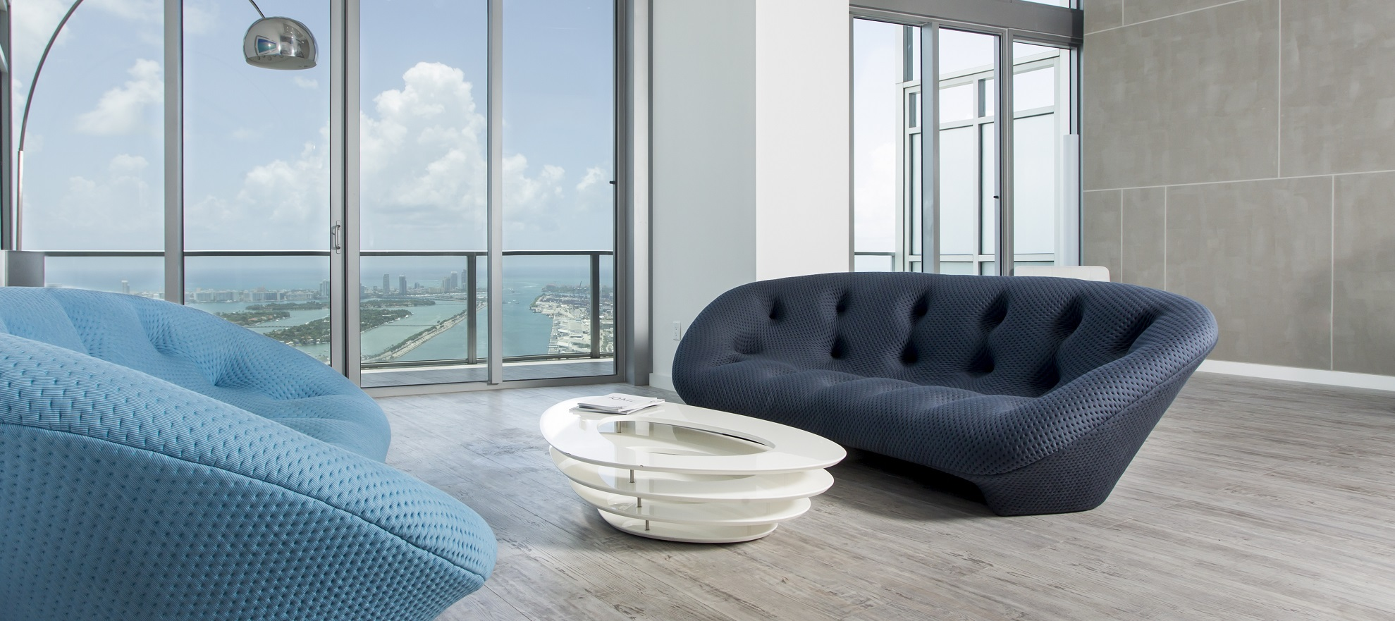 Luxury listing: Sky-high loft in downtown Miami
