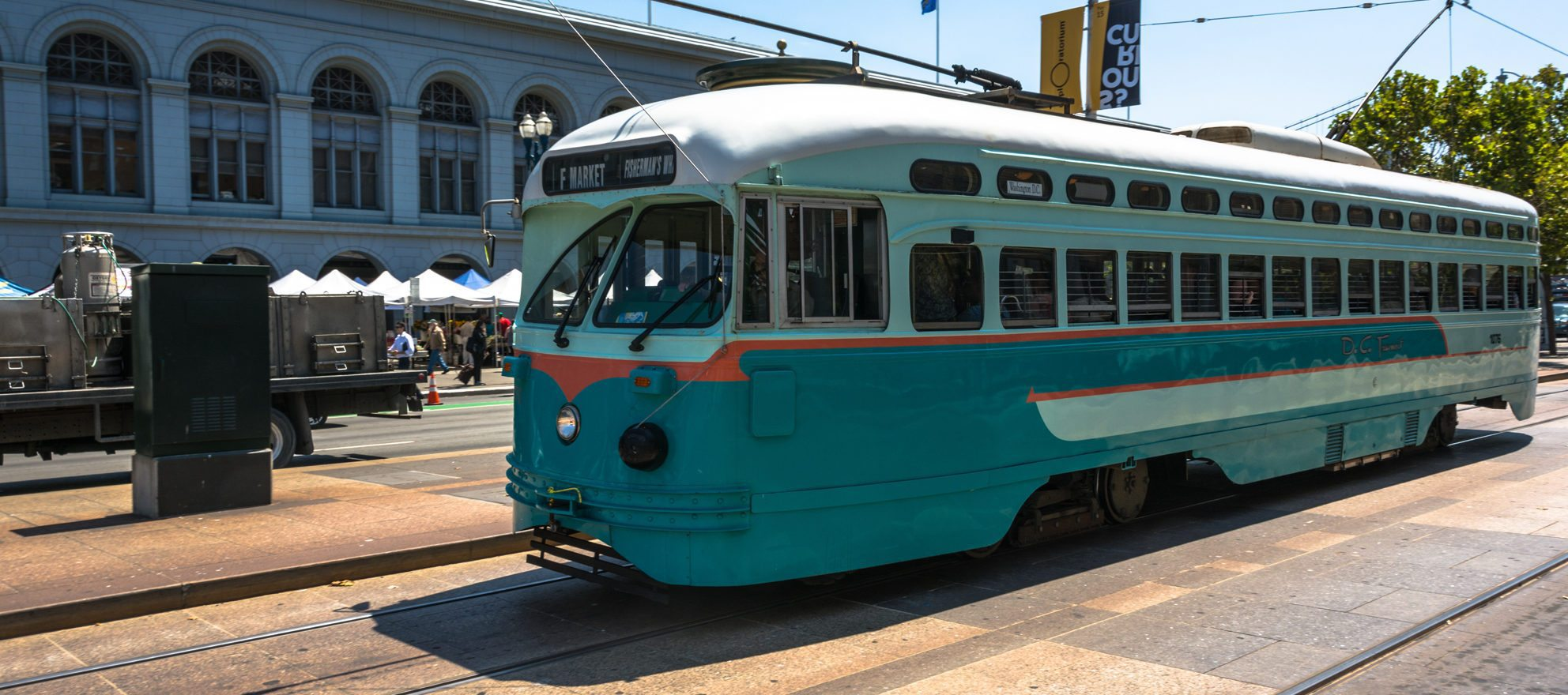 San Francisco is the no. 2 city for transit