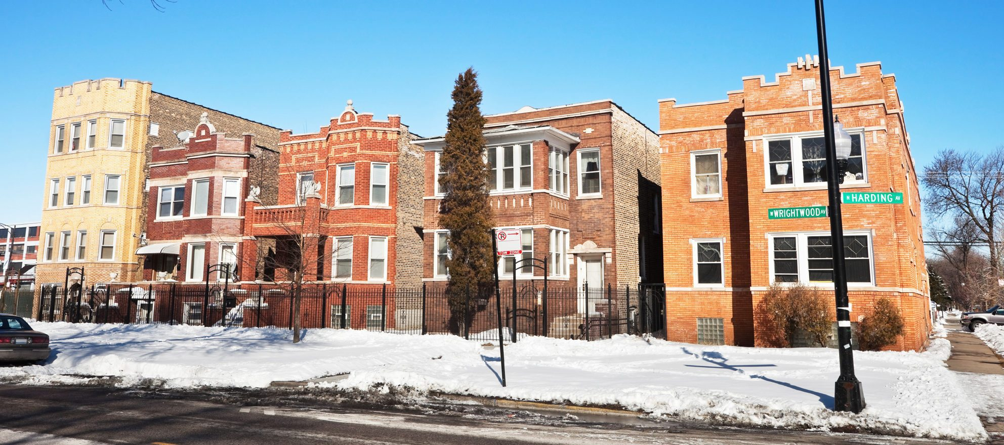 What has been happening the last 20 years in Logan Square?