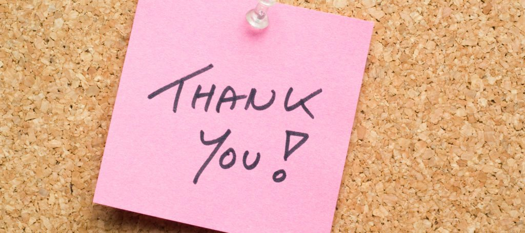 2 real estate groups to be thankful for