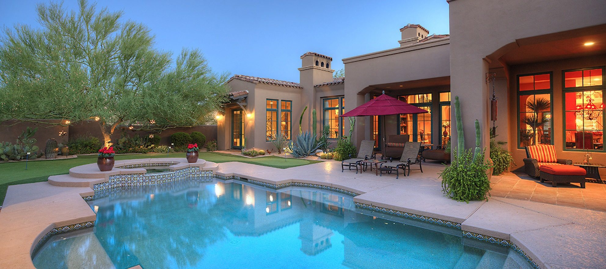 3-D home of the day: Opulent estate with local amenities