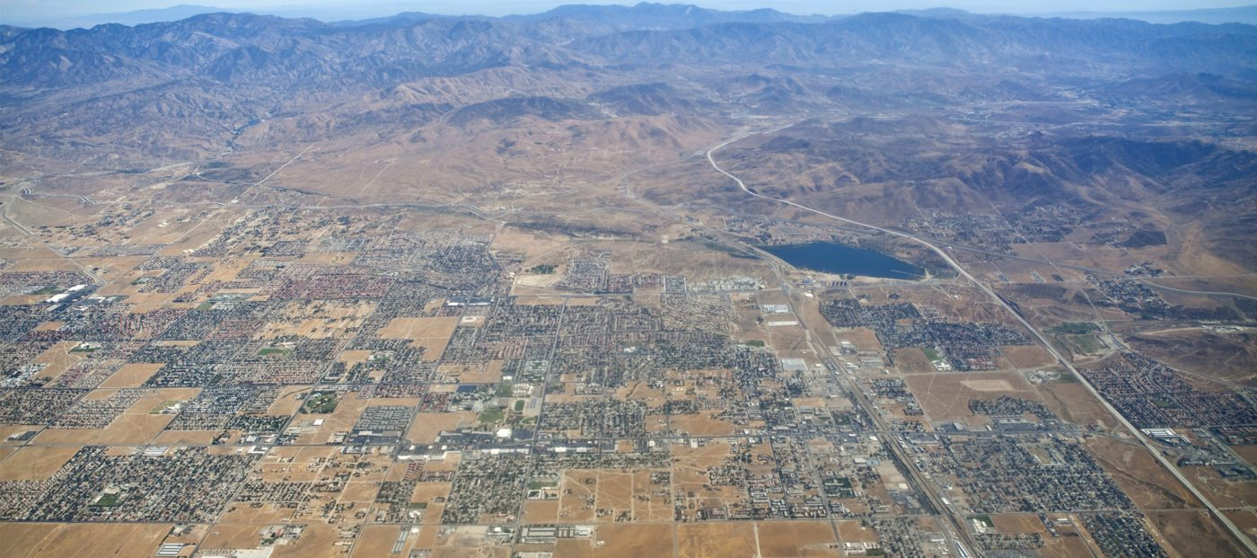 The growth of Palmdale makes it a hot real estate market