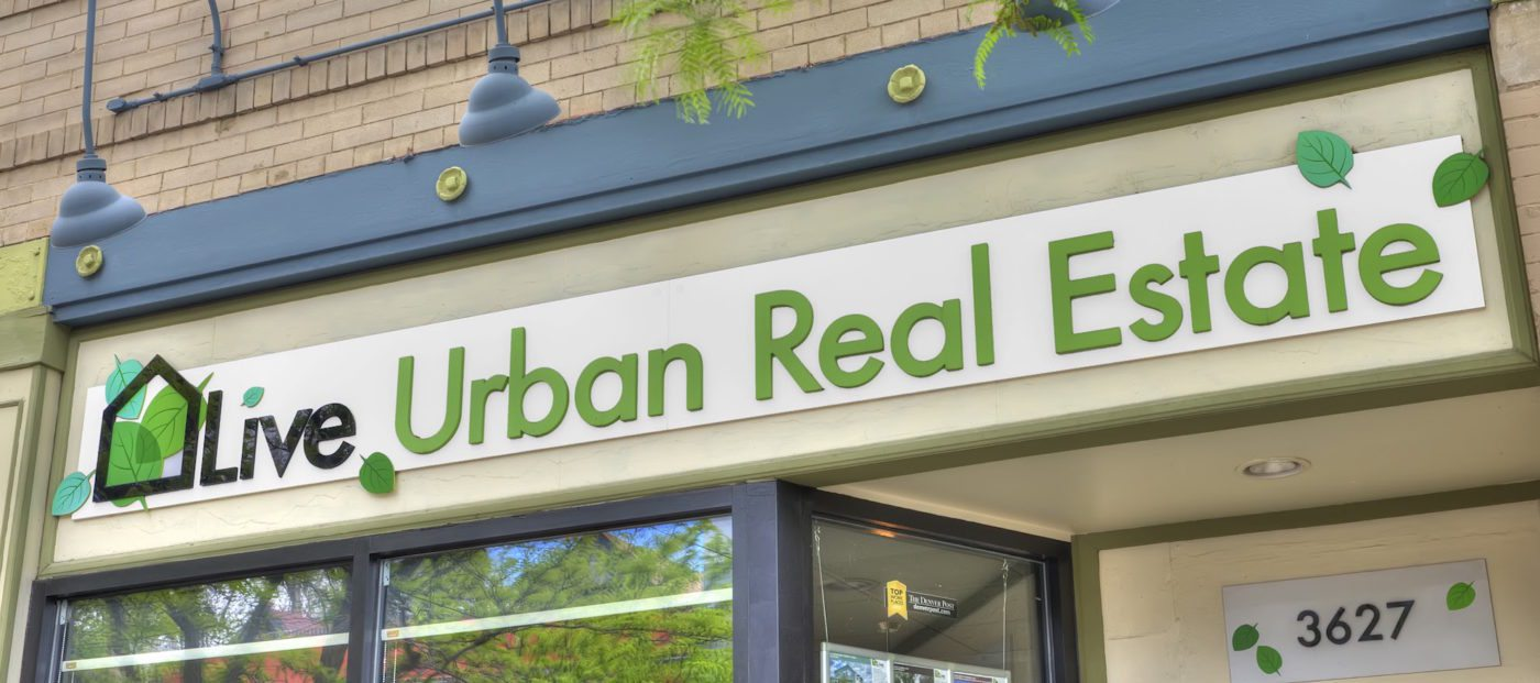 Inside the Live Urban Real Estate offices