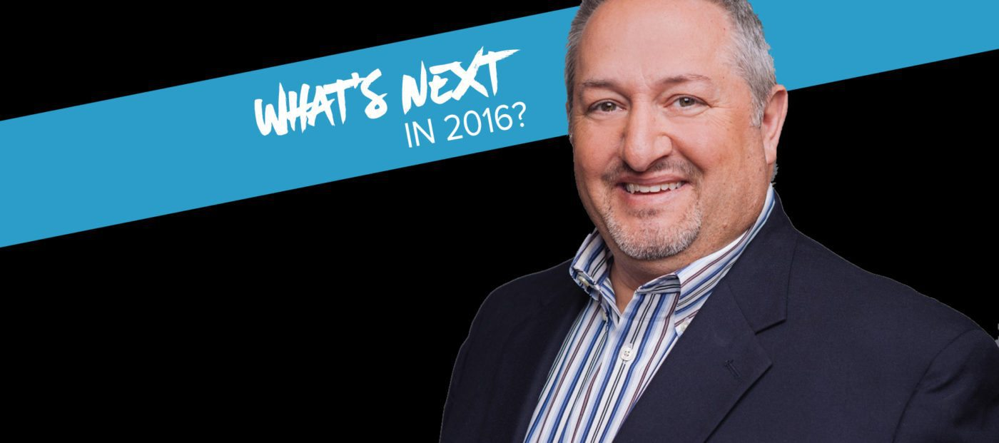 Dan Goldman on what's next in 2016