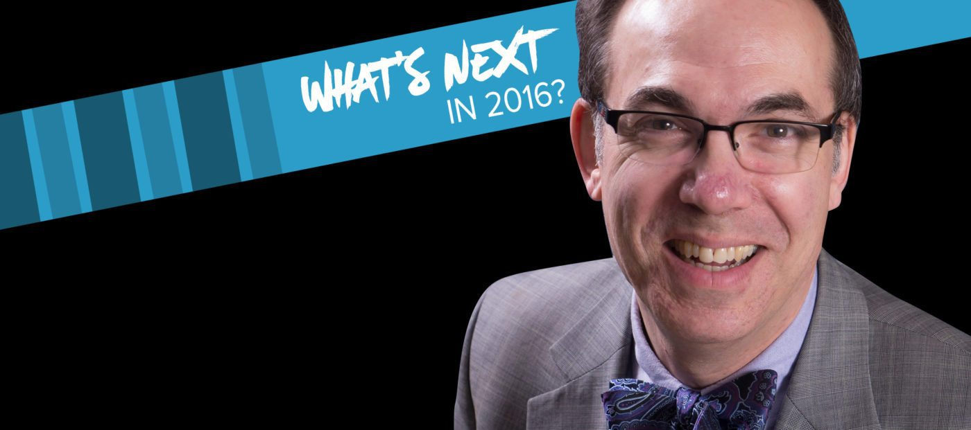 Elliot Eisenberg on what's next in the 2016 market