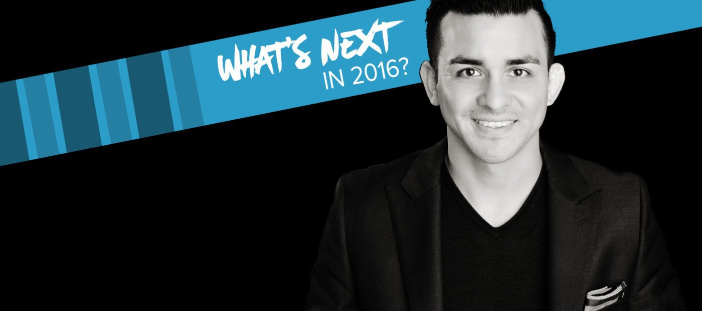 Ernie Aguilar on what's next in 2016
