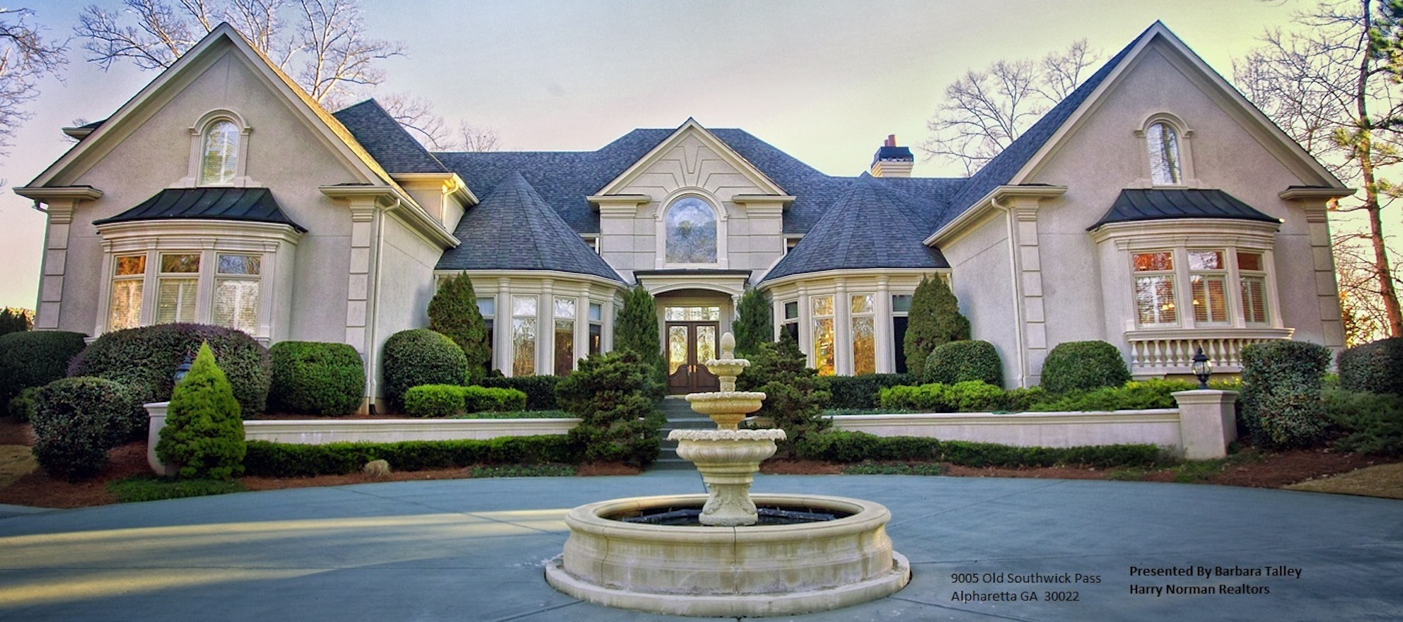 3-D home of the day: A Chattahoochee River estate