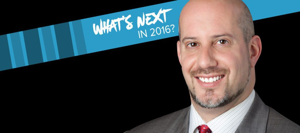 Noah Rosenblatt on what's next in 2016