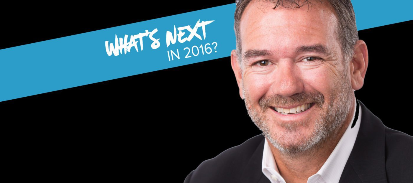 John 'OB' Jacobi on what's next in 2016
