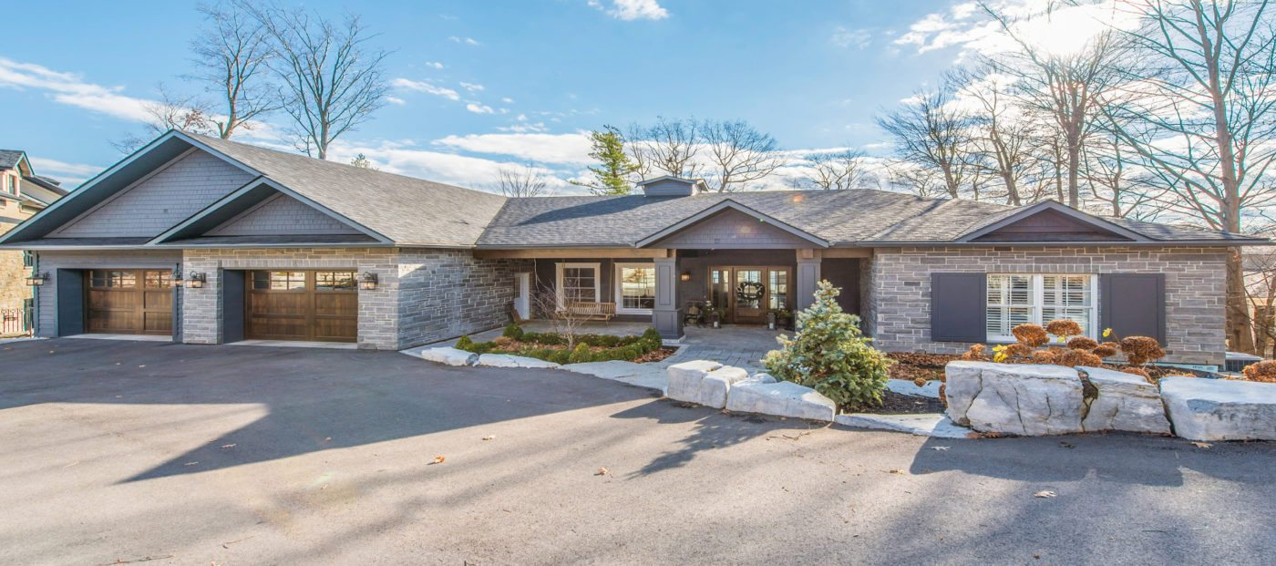 3-D home of the day: Small-town charm with big-city feel