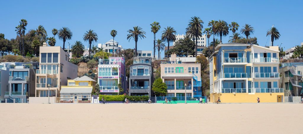 rental properties in LA