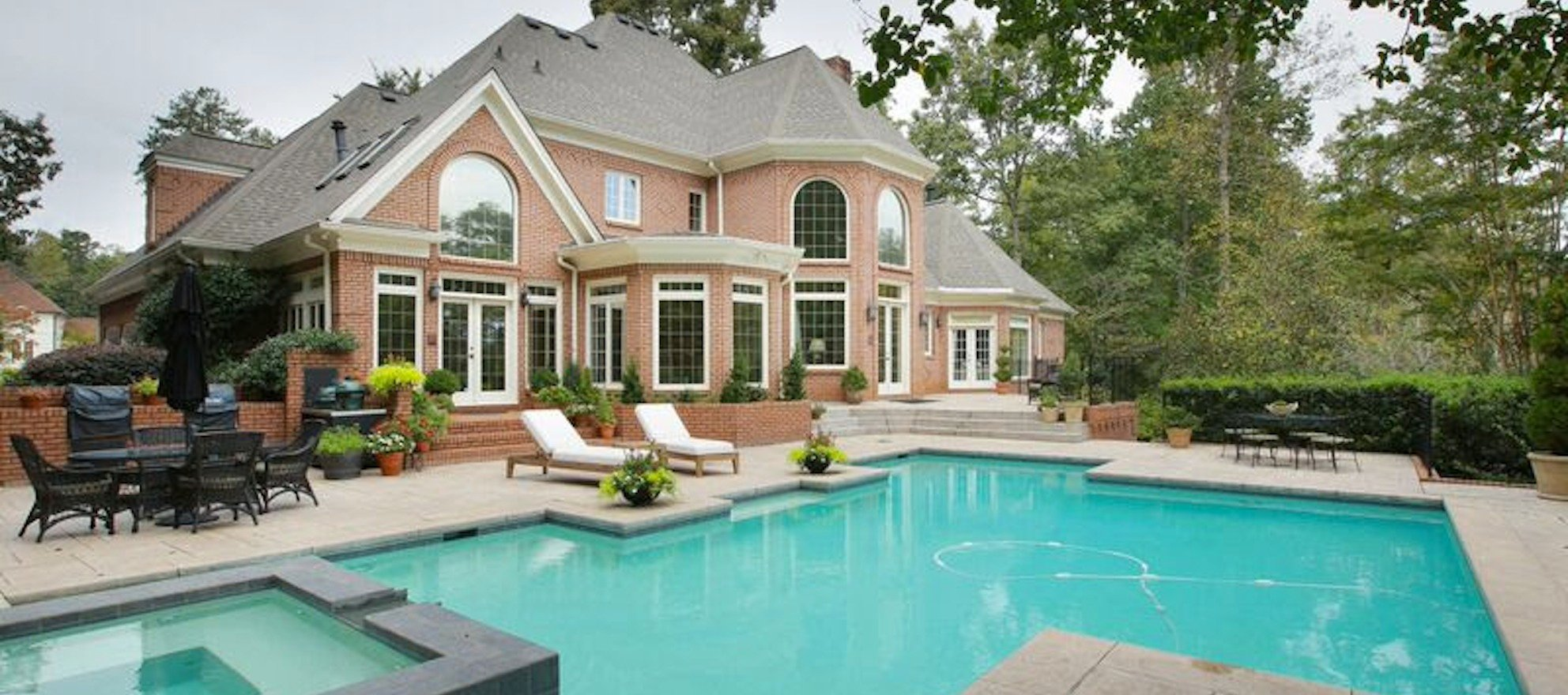 3-D home of the day: Southern country club