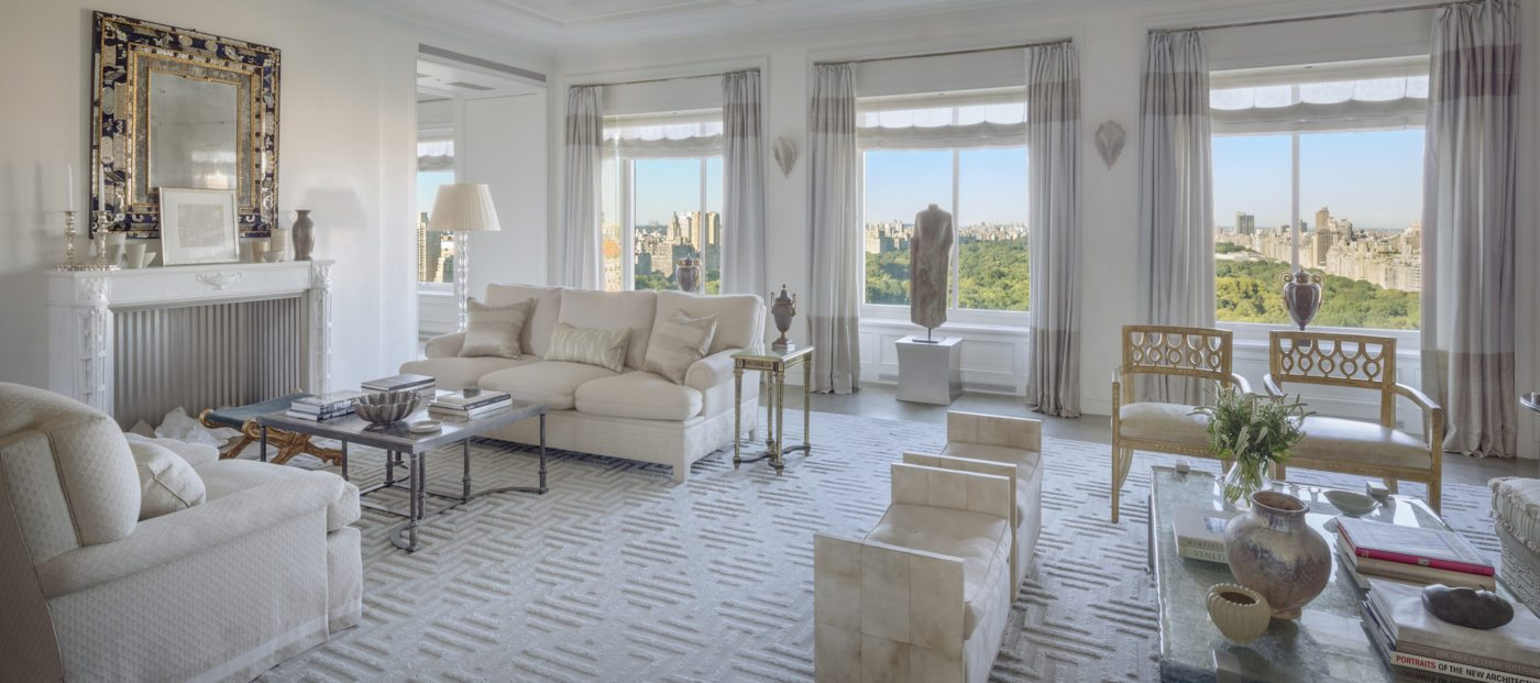 Luxury listing of the day: Breathtaking 2-bedroom apartment at Central Park South