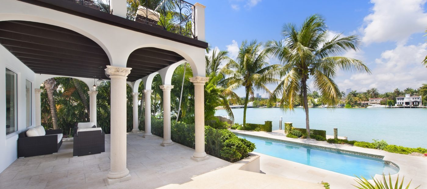 Luxury listing: Venetian Islands home with water views